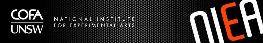 Experimental Arts Conference NIEA