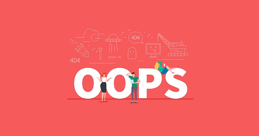 Errores al crear una startup
