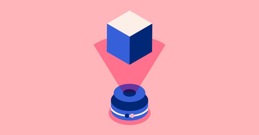 La empresa nipona Vinclu revoluciona el mercado domótico con su asistente holográfico