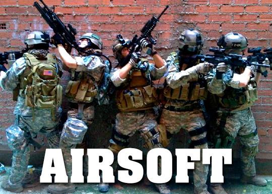 Idea de negocio: el airsoft
