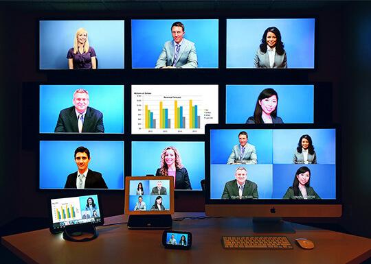 Tecnologías de vídeo para la empresa