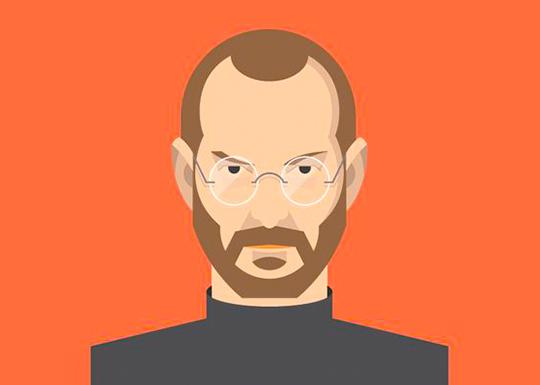 Las 10 cualidades que llevaron a Steve Jobs al éxito