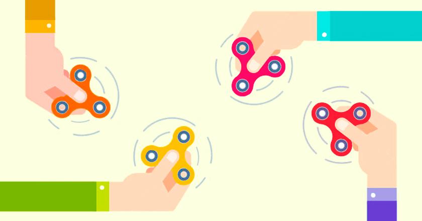 El fenómeno fidget spinner, un caso empresarial digno de análisis