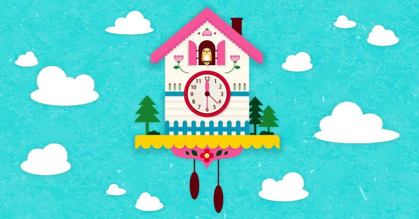 Relojes cucú: el valor de los negocios artesanales