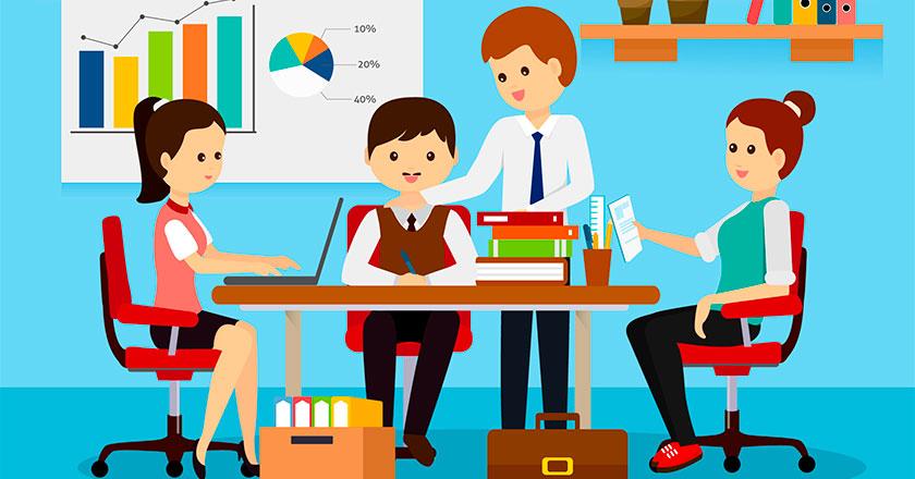 5 trucos infalibles para el correcto funcionamiento de tu oficina.