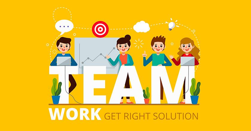 Airbnb for work fomenta el trabajo en equipo