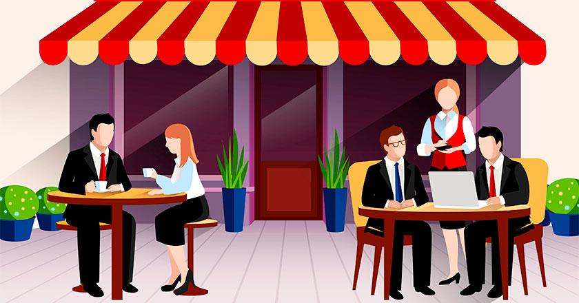 Las mejores soluciones para afrontar el invierno en las terrazas de los negocios hosteleros