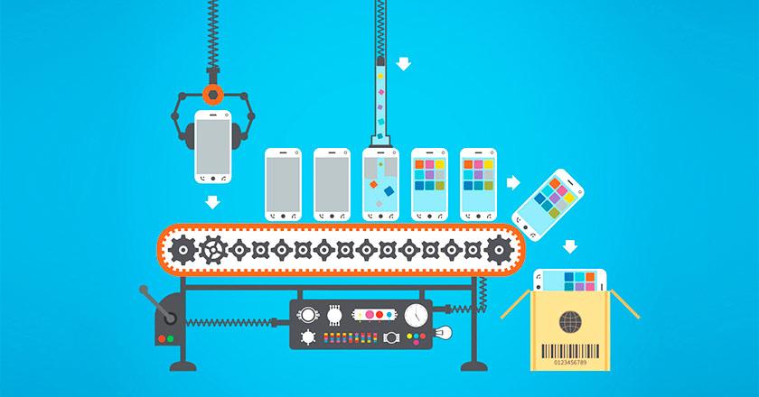 Lean manufacturing, la filosofía que ha revolucionado la producción.