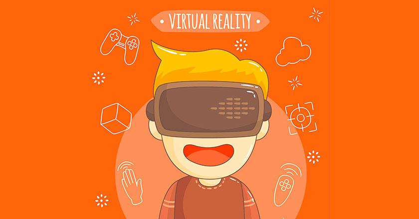 Realidad virtual, un adelanto al futuro.