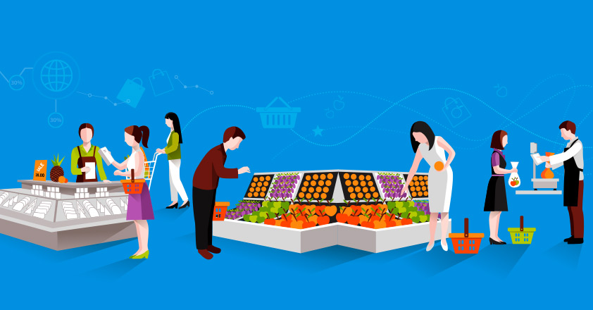 Los compradores prefieren la comunicación a través de un punto de venta innovador