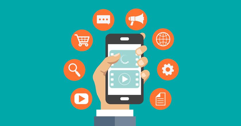 Formatos publicitarios para teléfonos móviles