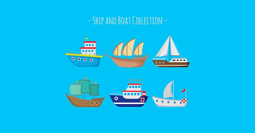 Tipos de embarcaciones