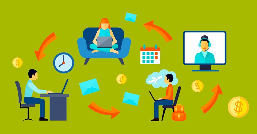 La economía gig, el futuro ambiente de trabajo