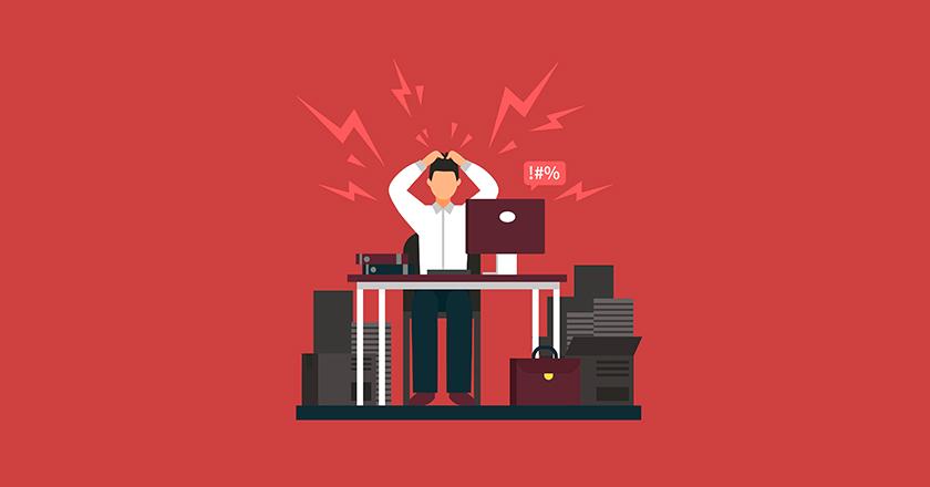 Trabajar desde casa, lo que debes saber para manejar el estrés