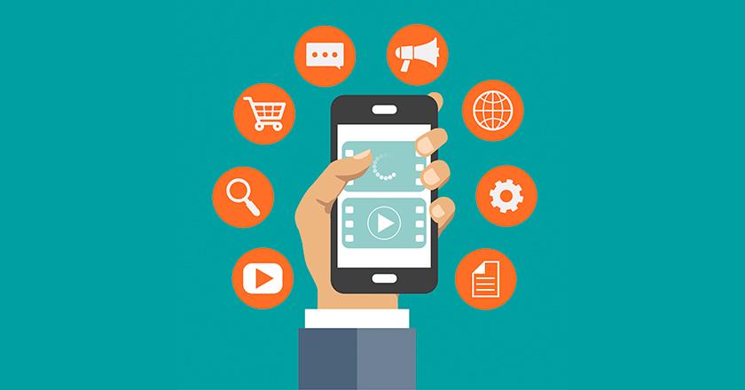 Las aplicaciones en los móviles son ya el presente