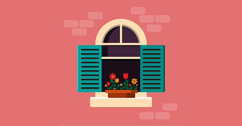 Puertas y ventanas de madera, solución sostenible para el hogar