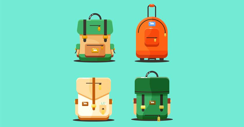 Las maletas de viaje perfectas para cada aventura