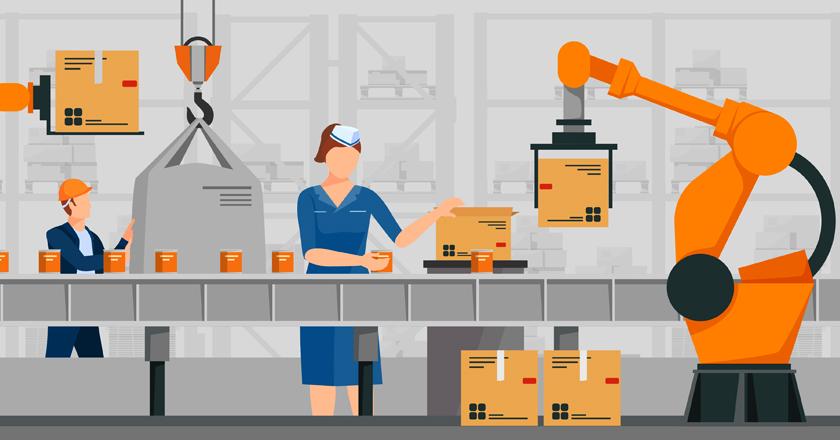 La industria no para: ¿qué pasa durante la contingencia en las fábricas?