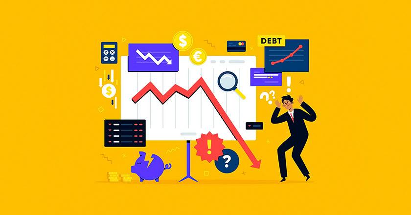 Empresas en crisis: Qué sectores encabezan los concursos de acreedores