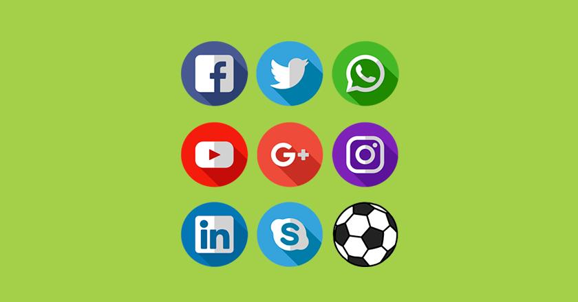 Real Madrid, líder futbolístico en seguidores en redes sociales