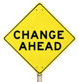 Stop change ahead